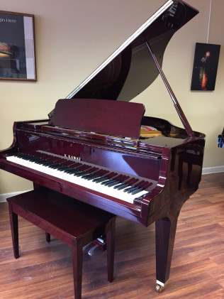 Grand Pianos: New Hartford, NY: Center Stage