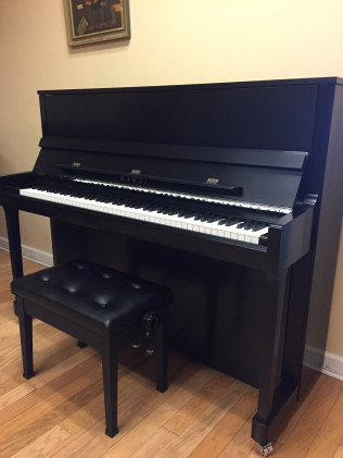 Upright Pianos: New Hartford, NY: Center Stage